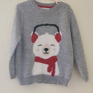 5T girls super cute sweater